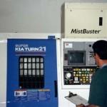KIA Turn21 Machine Tool with MistBuster