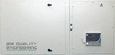 M66R&L Media Air Cleaner