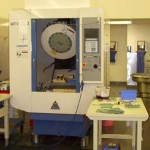 Miyano CNC Machine Tool With Installed Air Cleaner From Air Quality Engineering