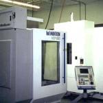 MistBuster mist eliminator on a Mikron VCP 600