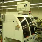 ornos Deco 10a CNC Automatic Lathes with MistBuster