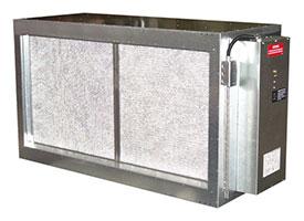 F72 kitchen air cleaner