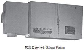 M32 with optional plenum