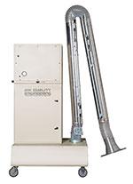 M33V air filtration system