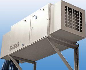 M66 R&L media air filtration system