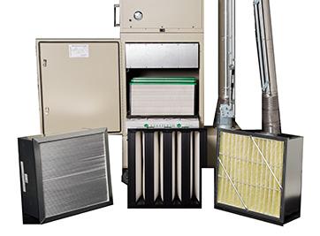 M66V media air cleaner filters