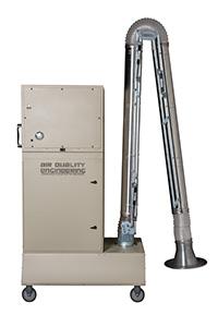 M66V media air cleaner