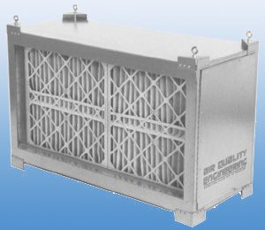 M72 in-duct media air cleaning system