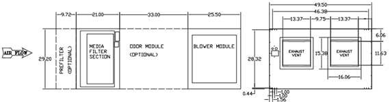 M73 Air Cleaner Diagram