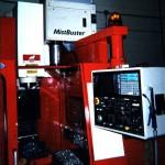 Matsuura RA-I Machine Tool with MistBuster