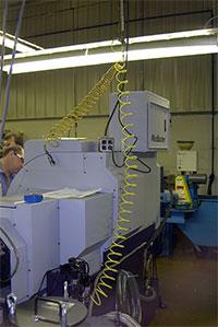 MistBuster on Marubeni Machine
