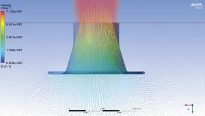 Air Flow Profile