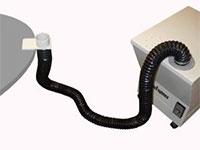 soldering fume air cleaner