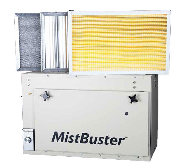 MistBuster Media 500