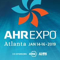 AHR Expo 2019 Banner