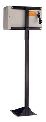 MistBuster pedestal stand