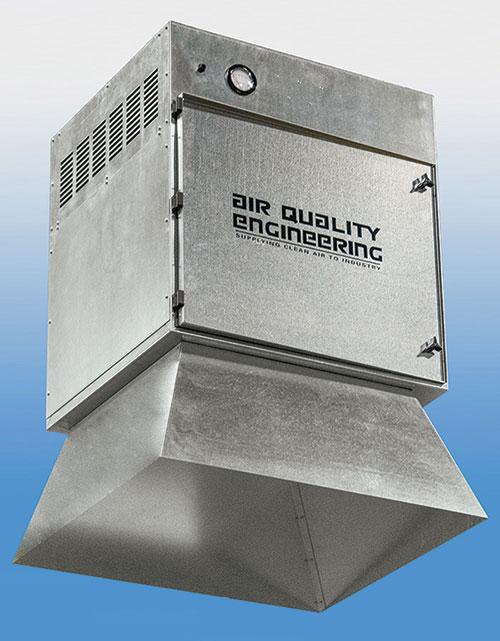 M1600 industrial air cleaner